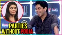 Raj Singh Arora PARTIES Without Girlfriend Pooja Gor