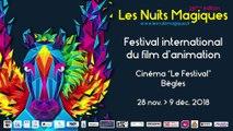 Les Nuits Magiques - 28ème festival internaional du film d'animation (Bande annonce)