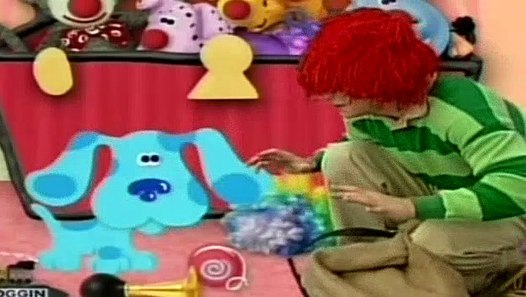 Blue's Clues - S03 E17 - What's So Funny - video dailymotion