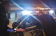 Une femme réussit à voler une voiture de police après avoir été arrêtée !