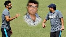 India Vs West Indies 2018, 2nd ODI : Kohli is on par withSachin inODIcricket : Ganguly| Oneindia