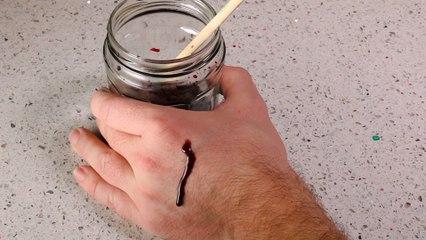 Comment fabriquer du faux sang DIY ?