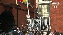 Ecuador denies violating Julian Assange's rights