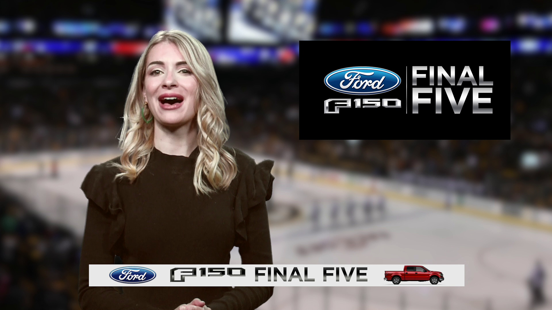 Ford F-150 Final Five: Jaroslav Halak, Bruins Blank Flyers