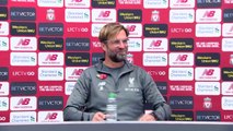 Liverpool's Jurgen Klopp looks ahead to facing Cardiff City in the EPL