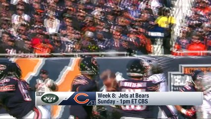 New York Jets vs. Chicago Bears - Week 8 Game Preview - NFL Playbook