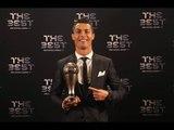 رونالدو يحرز لقب أفضل لاعب بالعالم لعام 2017