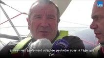 """Lalou Roucayrol : """"Il faut une forme qui puisse faire tenir le bonhomme pendant 10 à 15 jours"""""""