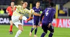 Fenerbahçeli Michael Frey, UEFA Avrupa Liginde Haftanın 11'ine Seçildi