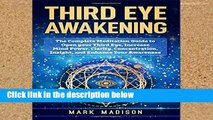 Download Third Eye Chakra A Practical Guide to Awakening the Third
