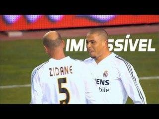 É por isso que os zagueiros odeiam Ronaldo Fenômeno