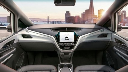 Self- Driving Cars Without Sterring Wheels or Mirrors Are Coming