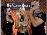 Scott Steiner Interview (WCW Halloween Havoc 2000)