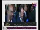 نائب المجلس المصري للشئون الافريقيه يزف بشري ساره للحفاظ علي حق المياه التاريخي بالنيل