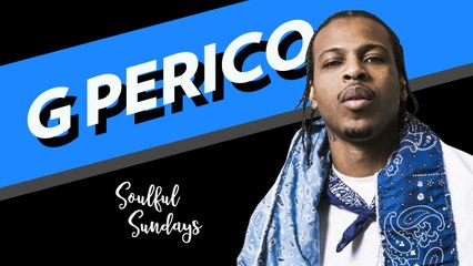 G Perico Discusses Gangsta Rap Responsibilities | Soulful Sundays