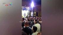محمود التهامي يمدح الرسول في الليلة الختامية بمولد الدسوقى