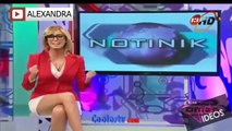 18+ Insane sexy topless News Bloopers Funny Videos News Bloopers Try not laugh news reporting 20