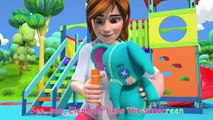 Yes Yes Playground Song - CoCoMelon Nursery Rhymes - ABC Kids TV