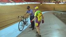 A 107 ans, Robert Marchand remonte sur un vélo - 27/10/2018