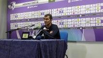 La réaction de Rui Almeida après GF38 - Troyes