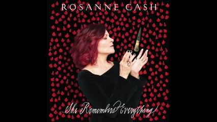 Rosanne Cash - Crossing to Jerusalem