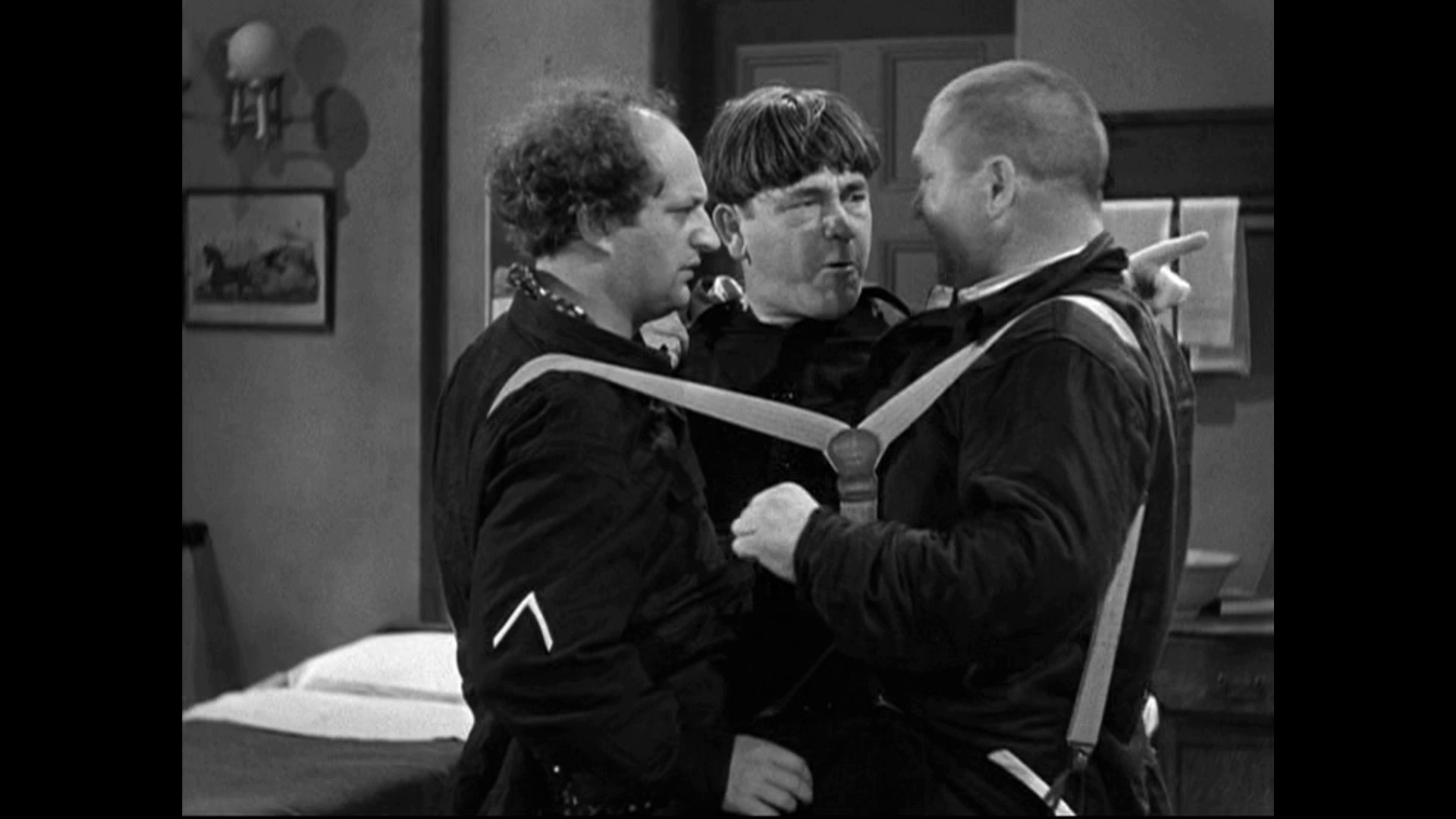 Image result for The Three Stooges: Flat Foot Stooges (1938)