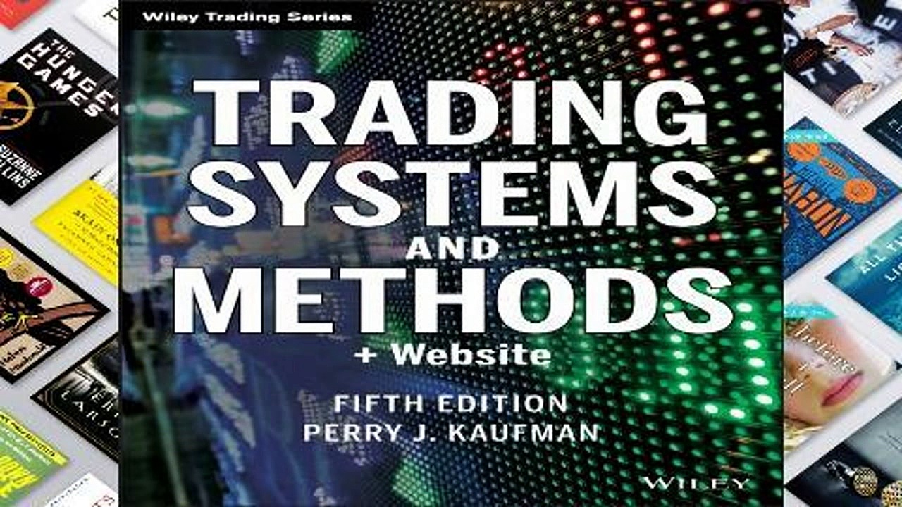 Best product  Trading Systems and Methods: + Website (Wiley Trading)