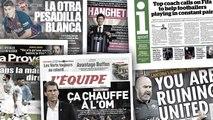 La folle sortie de Cantona sur Mourinho, ambiance tendue à l'OM