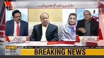 Nawaz Sharif Himmat haar chuke hain - Ch Ghulam Hussain ne Nawaz Sharif ki khamoshi ki asal waja bata di
