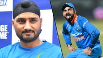 India Vs West Indies 2018, 3rd ODI : Not Easy Being Virat Kohli : Harbhajan Singh