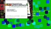 Library  Financial Intelligence for Entrepreneurs: What You Really Need to Know About the Numbers