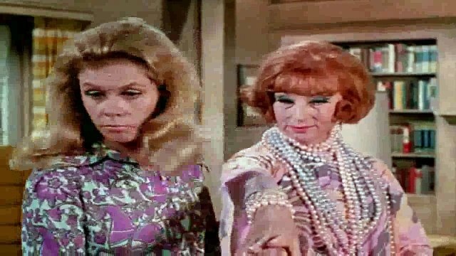 Bewitched S07E11