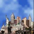 New York New York King Kong Animation