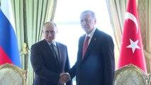 Suriye Konulu Dörtlü Zirve - Erdoğan - Putin Görüşmesi - İstanbul