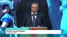 Istanbul Syria Summit- Turkey hosting Russian, German, French leaders