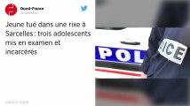 Jeune tué dans une rixe à Sarcelles: trois adolescents mis en examen et incarcérés
