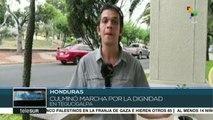 Activistas responsabilizan al gobierno de JOH por éxodo de hondureños