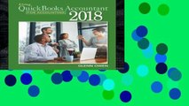 D.O.W.N.L.O.A.D [P.D.F] Using QuickBooks Accountant 2018 for Accounting (with QuickBooks Desktop