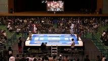 Robbie Eagles & Taiji Ishimori vs. El Desperado & Yoshinobu Kanemaru - Road to Power Struggle (2018) - Day 6 | Super Junior Tag League (2018)