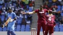 India VS West Indies 3rd ODI Match Highlights: India lose by 43 runs | वनइंडिया हिंदी