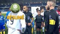 FC Sochaux-Montbéliard - Chamois Niortais (0-3)  - Résumé - (FCSM-CNFC) / 2018-19