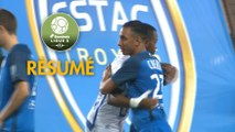 Grenoble Foot 38 - ESTAC Troyes (0-2)  - Résumé - (GF38-ESTAC) / 2018-19