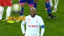 Valenciennes FC - AS Nancy Lorraine (1-1)  - Résumé - (VAFC-ASNL) / 2018-19
