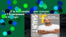 LibraryT Is for Transformation: Unleash the 7 Superpowers to Help You Dig Deeper, Feel Stronger,