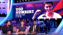 Guy Forget et Ugo Humbert, invités du CSC
