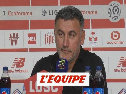 Galtier «Marseille peut battre Paris» - Foot - L1 - Losc