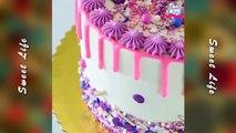 Cute Birthday Cake Decorating Ideas  Amazing Birthday Cake Videos Compilation 2018 ♥♥