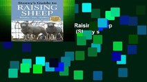 Library  Storey s Guide to Raising Sheep (Storeys Guide to Raising) (Storey s Guide to Raising