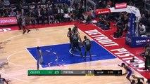 Boston Celtics vs Detroit Pistons Full Game Highlights  10272018, NBA Season