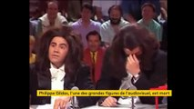 """""""La Tête et les Jambes"""", """"La Chasse aux trésors"""", """"Nulle par ailleurs""""... La longue carrière de Philippe Gildas à la télévision"""